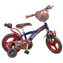 Bicicleta copii 12 inch Spiderman