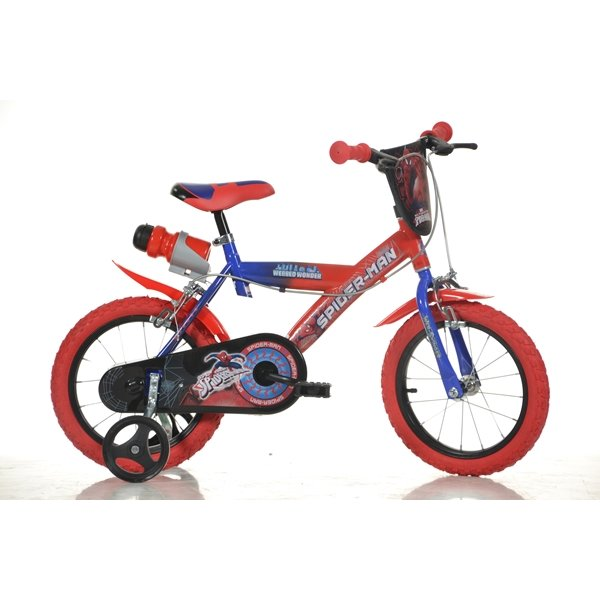 Biciclete copii Spider-Man 14