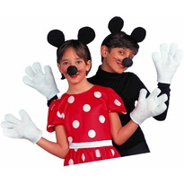Set Mickey/Minnie Mouse