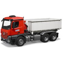Bruder Camion Container pe role