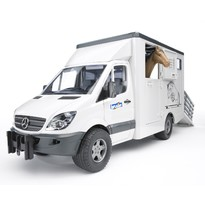 Bruder Masina transport animale Sprinter