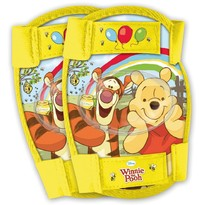 Eurasia Set protectie - Cotiere si genunchiere Winnie The Pooh