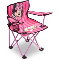 Scaun pliant camping - Disney Minnie Mouse