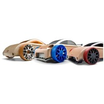 Automoblox Set 3 masinute Mini C9-S,S9-R,C9-R