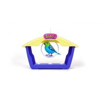 Silverlit Set casuta si pasare interactiva DigiBirds Crystal