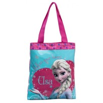 Geanta shopping copii Frozen Elsa