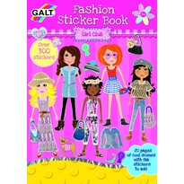 GALT Girl club - Carte abtibilduri Fashion