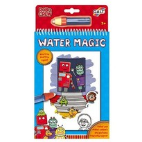 Water Magic: Carte de colorat Roboti