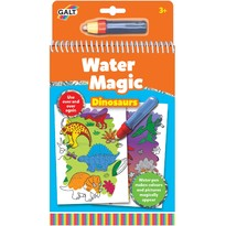 GALT Water Magic: Carte de colorat Dinozauri