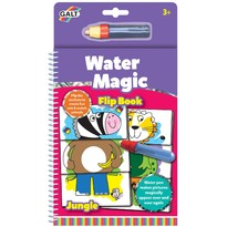 GALT Water Magic: Carte de colorat Jungla vesela