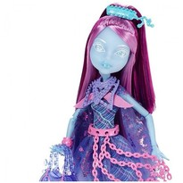 Mattel Papusa Kiyomi Haunterley - Monster High Haunted