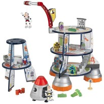 KidKraft Set de joaca Rocket Ship