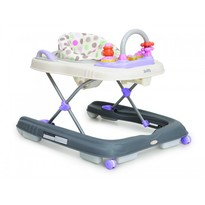 Cangaroo Premergator copii 2 in 1 Dotty - roz