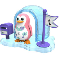 Silverlit DigiPinguin cu igloo - Paige