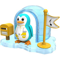Silverlit DigiPinguin cu igloo - Peyton