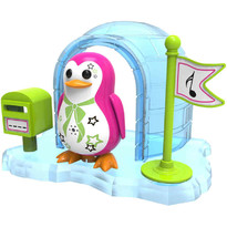 Silverlit DigiPinguin cu igloo - Parker