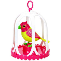 Silverlit Set colivie si pasare interactiva DigiBirds Kira