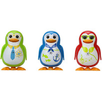Silverlit Set 3 DigiPinguini interactivi