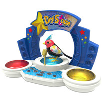 Silverlit DigiStage - Pasare interactiva DigiBirds cu scena
