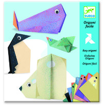 Origami animale polare