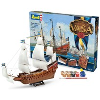 Revell Set macheta Gift Set Royal Swedish Warship Vasa
