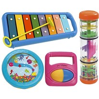 Halilit Set jucarii muzicale Little Hands