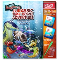 World Alive Set Reincarcare Aqua Dragons Jurassic Time Travel Adventure