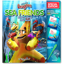 Set Reincarcare Aqua Dragons Sea Friends