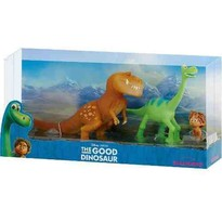 Bullyland Set Arlo, Spot si Butch - The Good Dinosaur