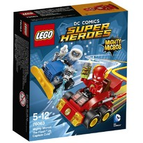 Super Heroes - Mighty Micros: The Flash vs. Captain Cold