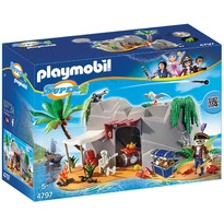 Playmobil Super 4 -  Pestera Piratilor