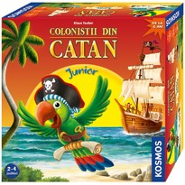 Kosmos Colonistii din Catan - Junior