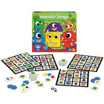 Orchard Toys Joc educativ bingo - Monstruletii