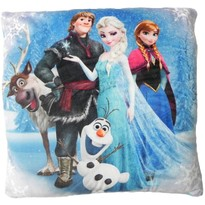 Fun House Perna decorativa din plus Frozen