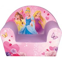 Fun House Fotoliu din burete Printesele Disney