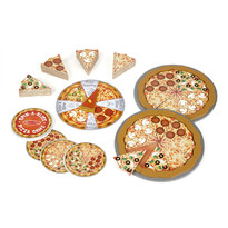 Melissa & Doug Joc educativ Speedy Pizza
