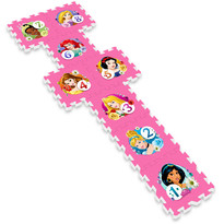 Stamp Puzzle Play mat - Disney Princess