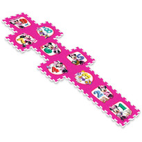 Stamp Puzzle Play mat - Minnie