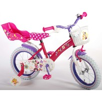 Bicicleta copii Minnie Mouse 14'