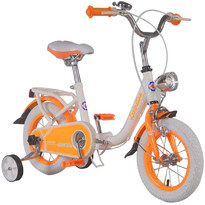 Bicicleta copii pliabila - Lambrettina orange 12