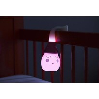 babymoov Lampa multifunctionala cu melodii 'Tweetsy Light Girl'
