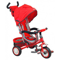 Baby Mix Tricicleta copii 37-5 Red