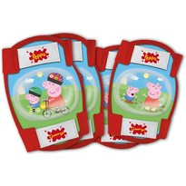 Eurasia Set protectie Cotiere Genunchiere Peppa Pig