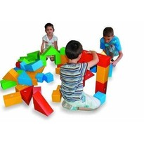 King Kids Set de construit mare 30 piese