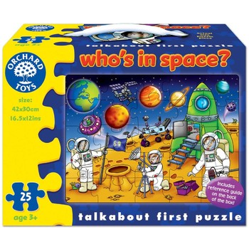 Orchard Toys Puzzle - Spatiul cosmic 25 piese
