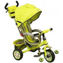 Baby Mix Tricicleta multifunctionala Sunny Steps Green