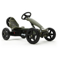 BERG Toys Pedal Kart Jeep Adventure