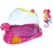 Zuru Toys Set calut de mare magic Lola si acvariu