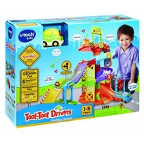 VTech Toot-Toot Drivers Parcare turn
