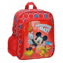 Disney Ghiozdan de gradinita adaptabil Mickey Adventure Day